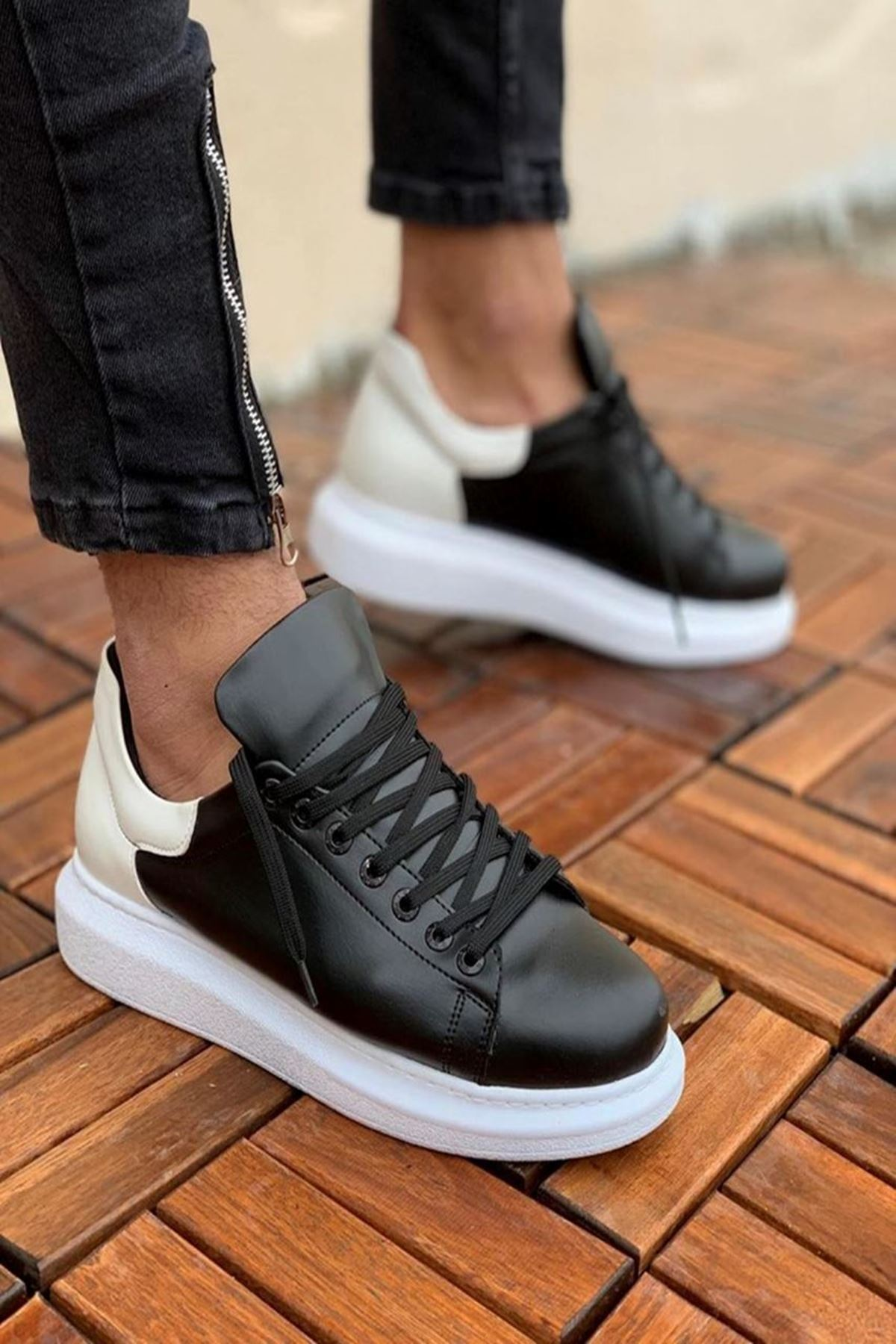 Randers Erkek Ayakkabı CH256F15394GRL003