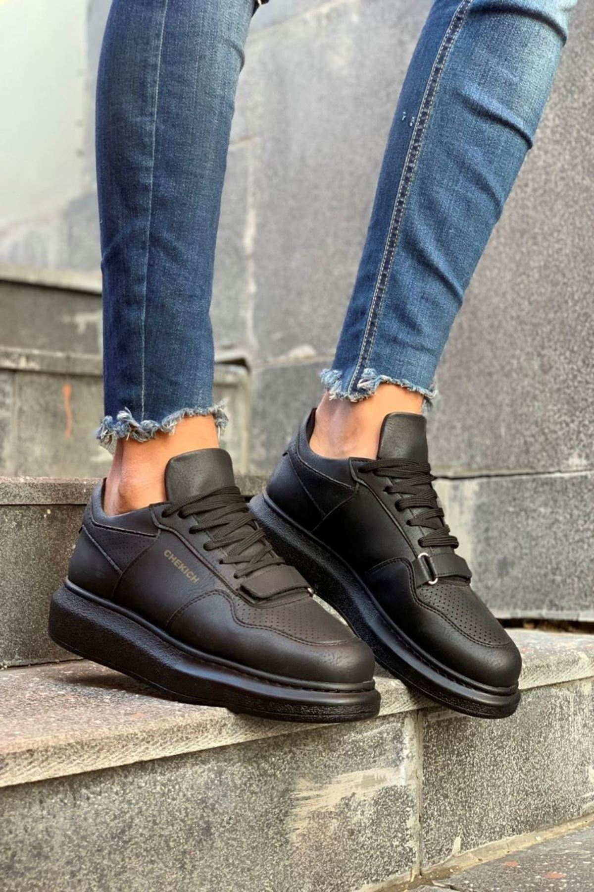 Fakse Erkek Ayakkabı CH073I25394SH