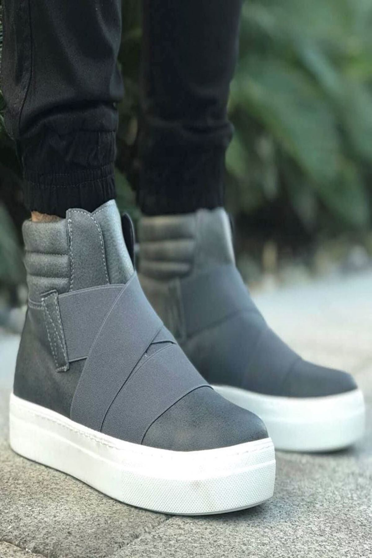 Berde Erkek Ayakkabı CH023C15489AT