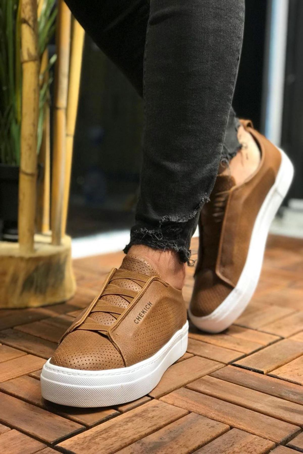 Gent Erkek Ayakkabı CH011C15489TB