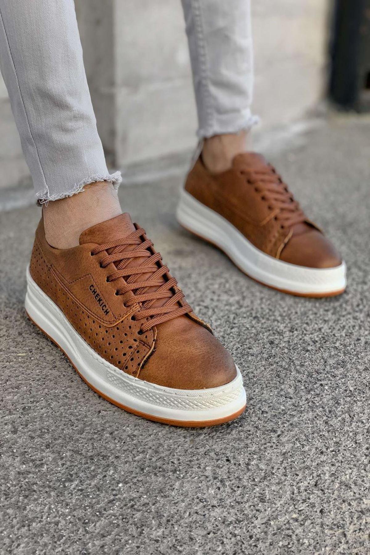 Donald Erkek Ayakkabı CH043I15253-TABA