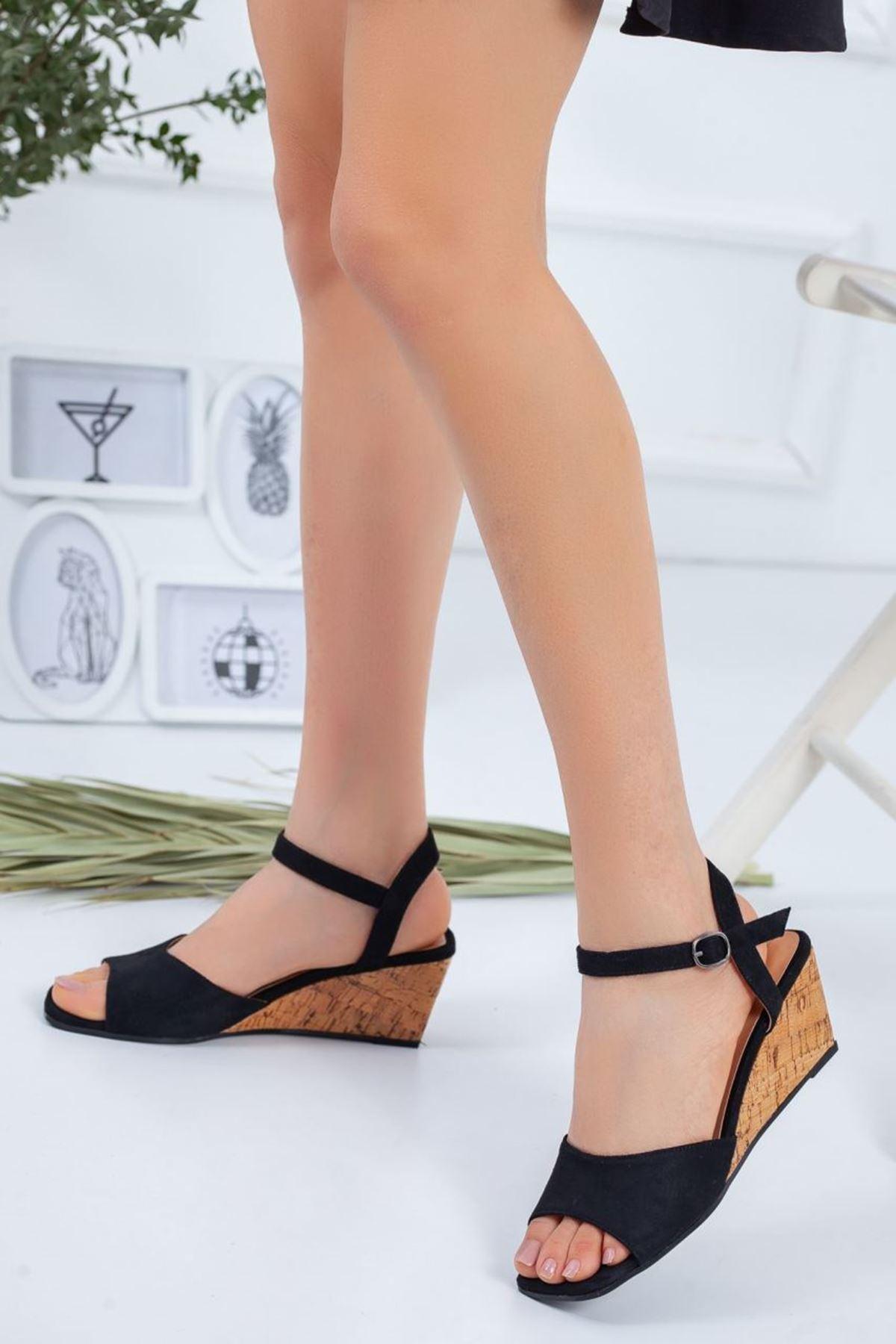 Kadın Pandora Günlük Ayakkabı Siyah