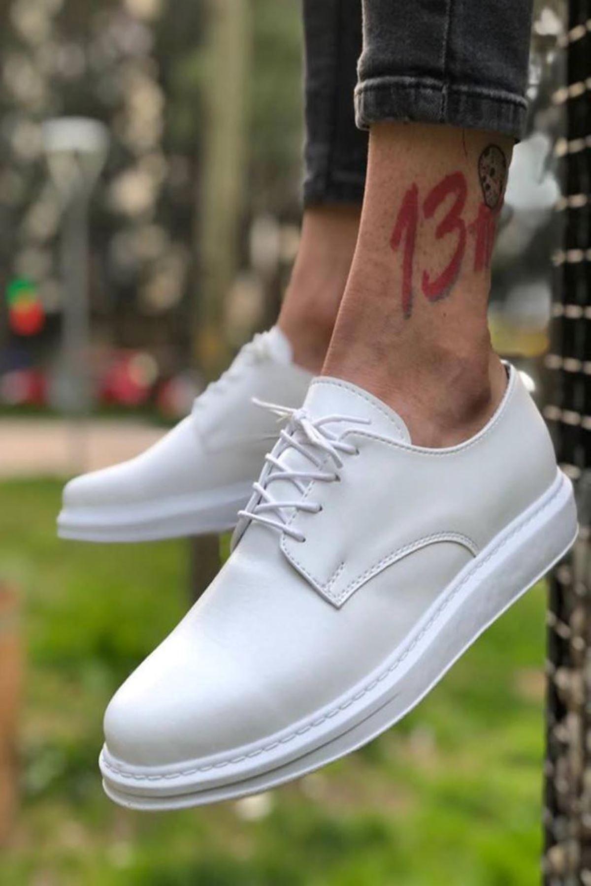 Jeff Erkek Ayakkabı CH003C15490BZ