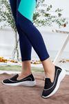Kadın Oranto Günlük Spor Ayakkabı siyah